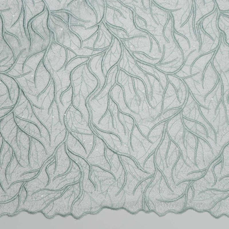 پارچه دانتل شاخه ای