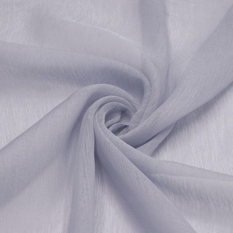 پارچه ارگانزا شاین آبی