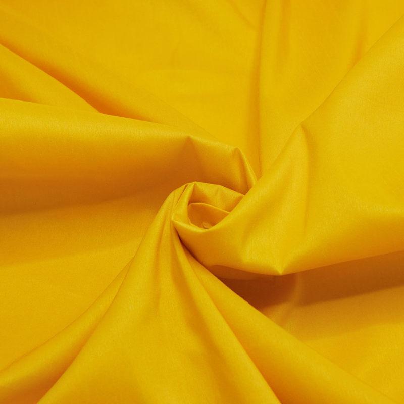تافته ابریشم زرد