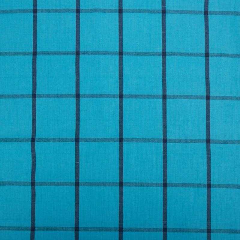 نخی چهارخونه آبی