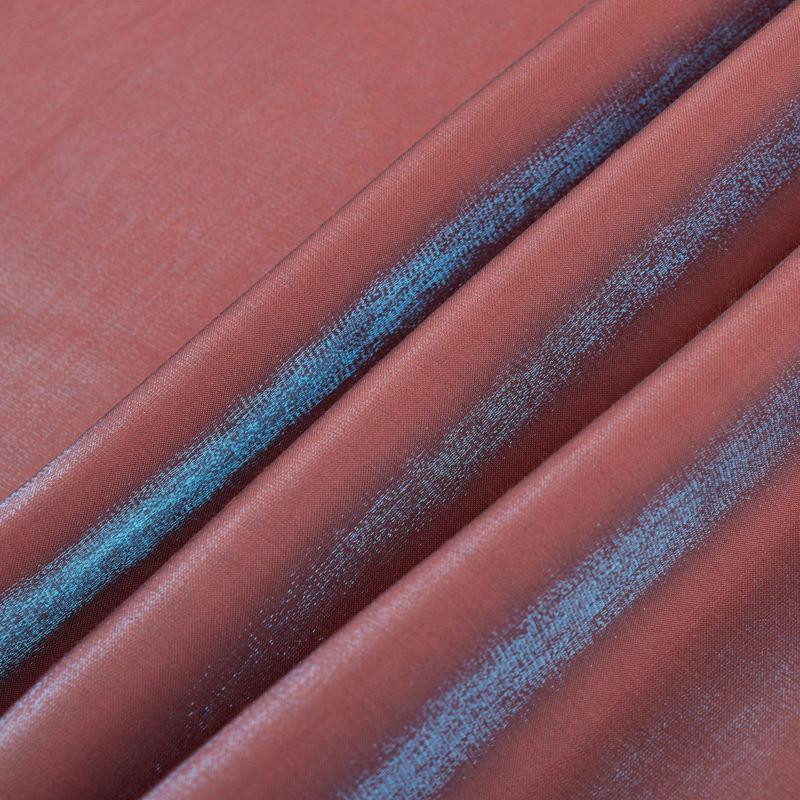 شیمر کریستال آبی آجری