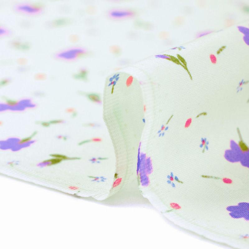 چادری آروین شیری-بنفش