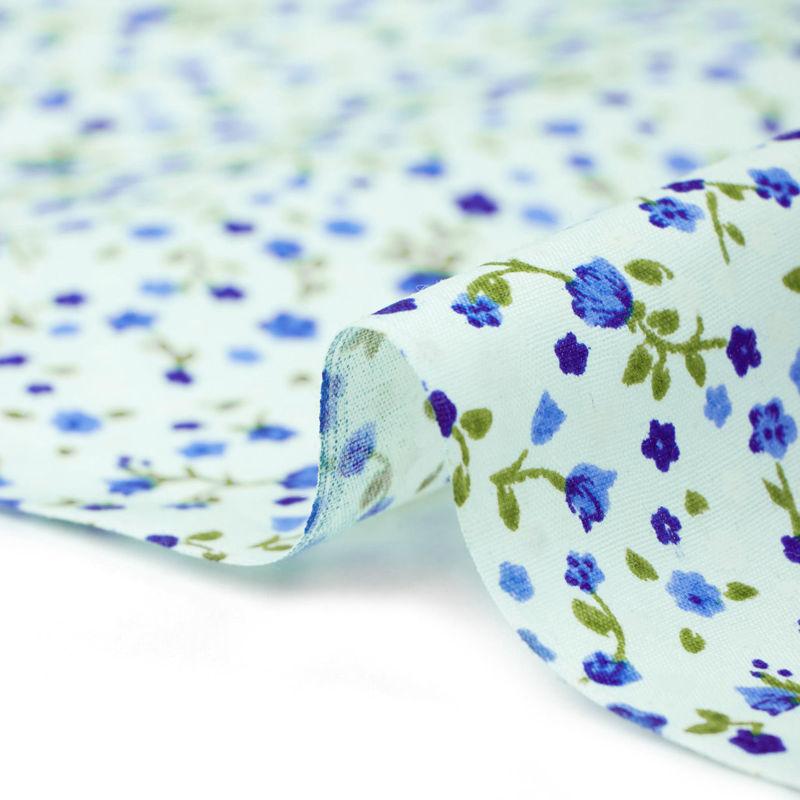 چادری تارا سفید-آبی