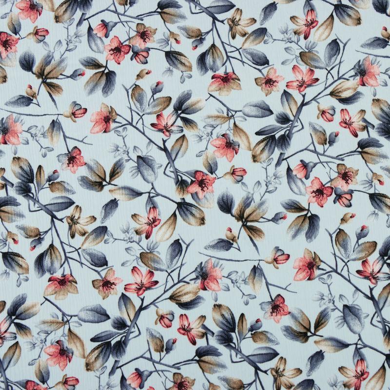 کریشه شکوفه آبی