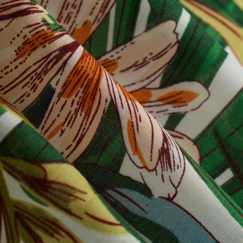 نخی هاوایی درشت سبز