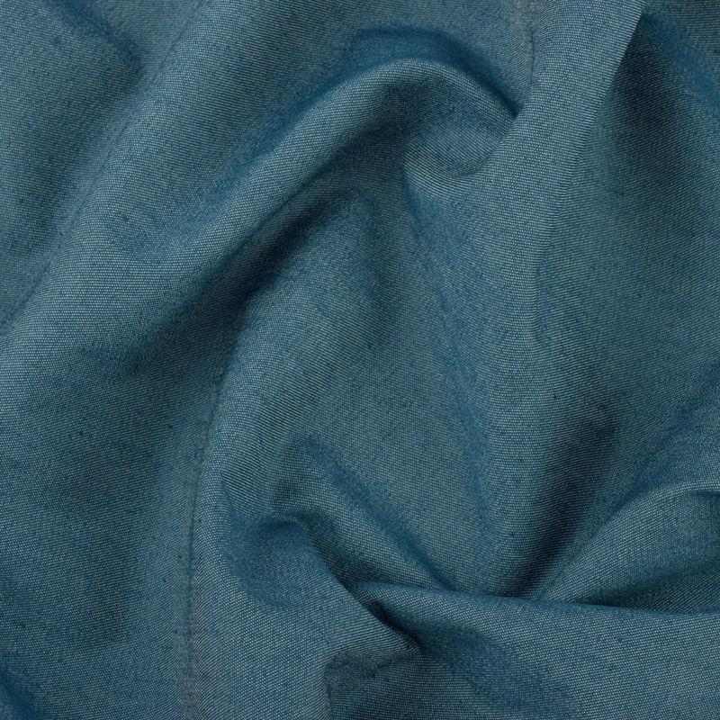 جین ساده آبی درباری