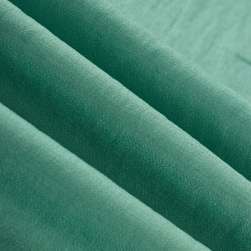 لینن کرسپو ساده سبز کف دریایی