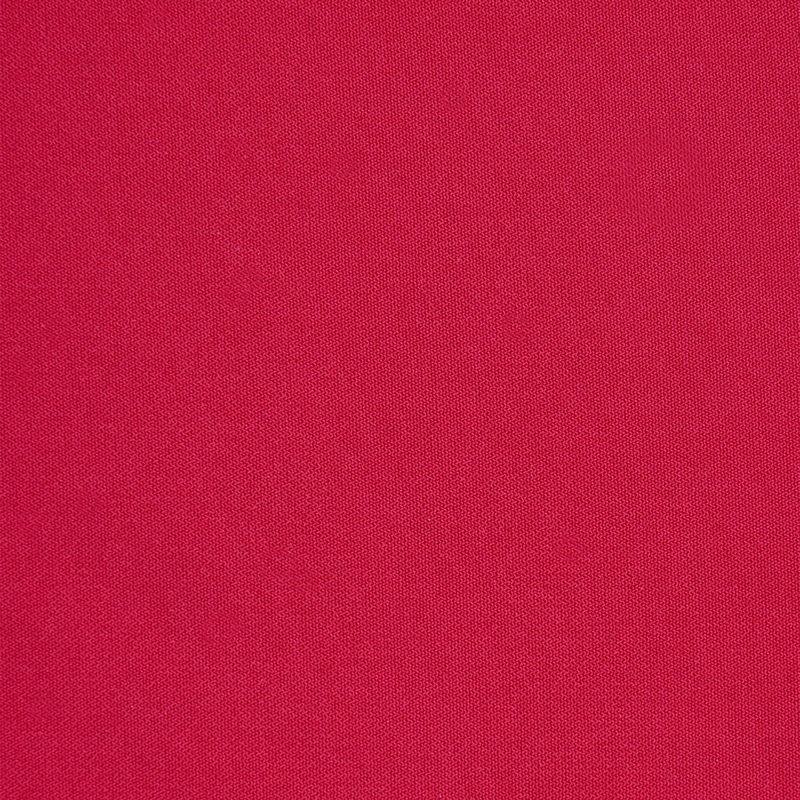 کرپ نخ ساده قرمز