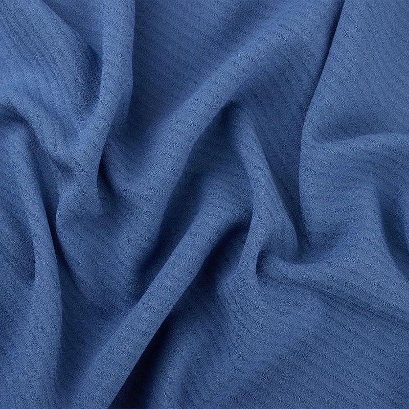 کرپ ژرژت میله ای آبی