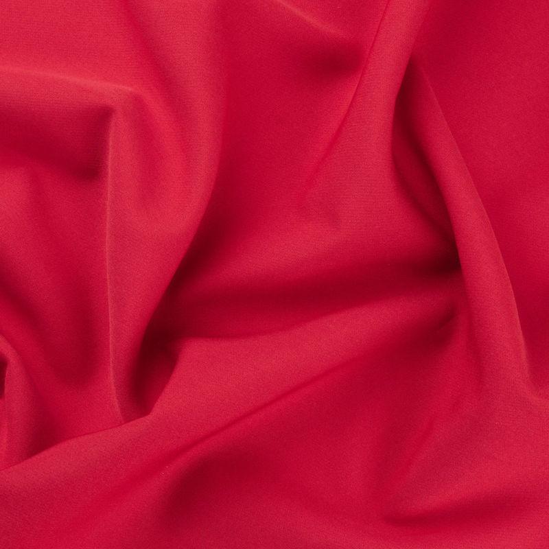 کرپ مازراتی ساده قرمز گوجه ای