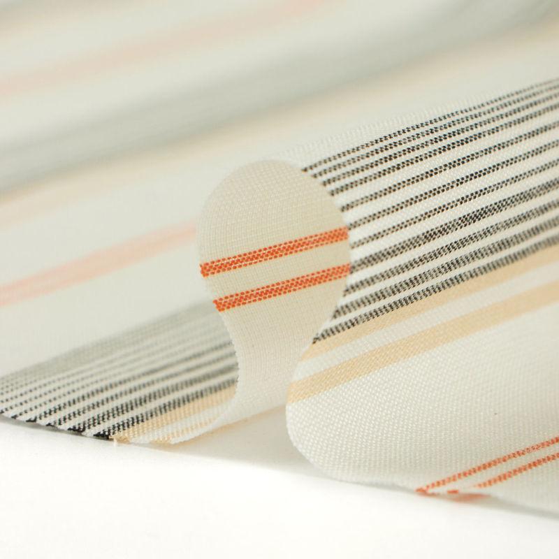 لینن راه راه لیزری سفید نوک مدادی