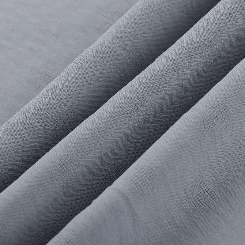پارچه ابروبادی لوزی طوسی روشن
