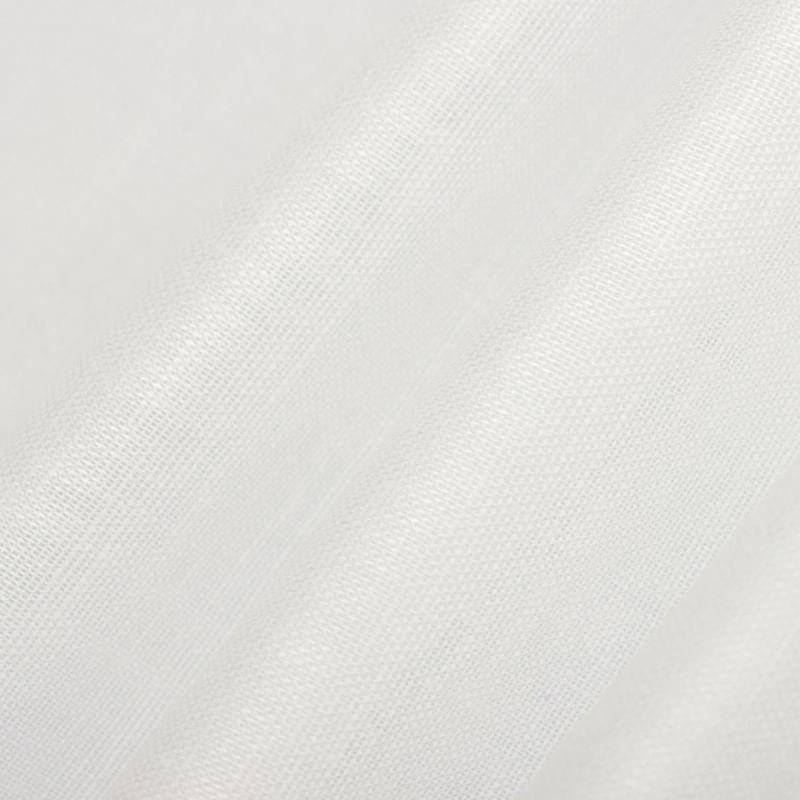 پارچه لینن نخ هندی سفید