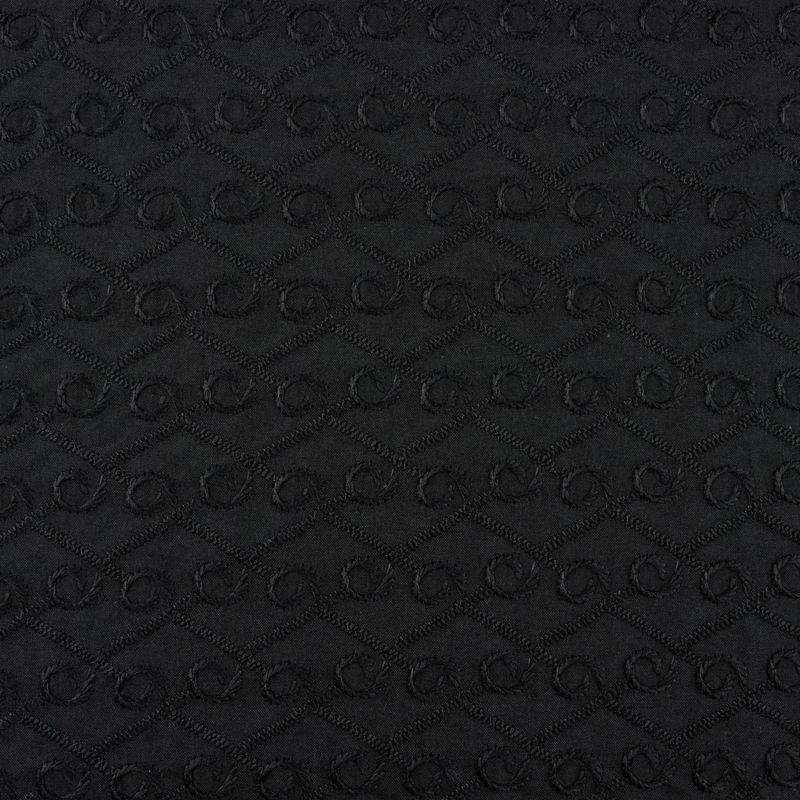پارچه وال امبرودی دالبر دیزاین 46607مشکی