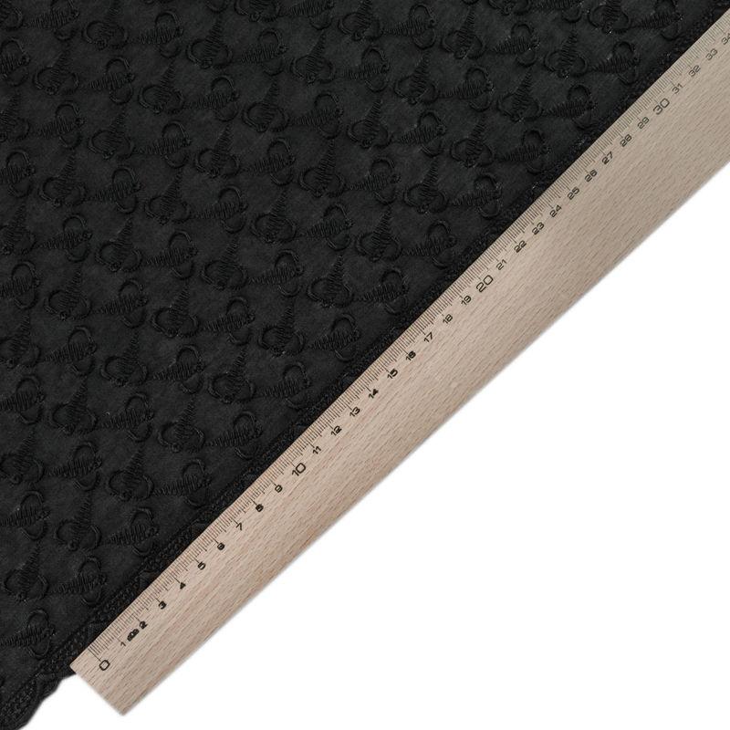 پارچه وال امبرودی دالبر دیزاین 46516مشکی
