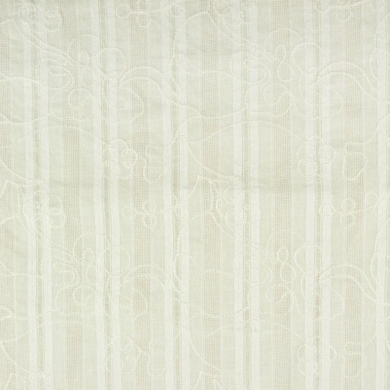 پارچه مانتویی وال خامه دوزی گل سفید