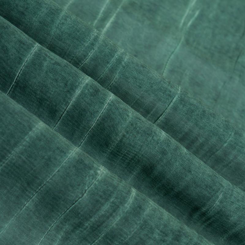پارچه وال انسی گازوئیلی سبز