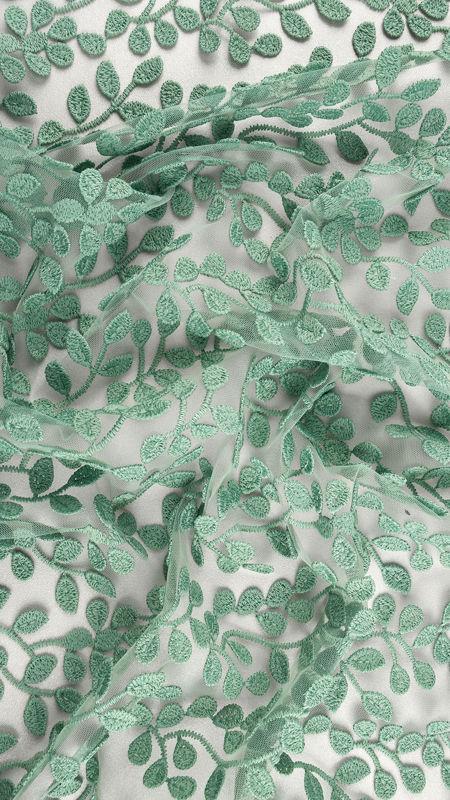 پارچه دانتل دیزاین 26949 تیفانی