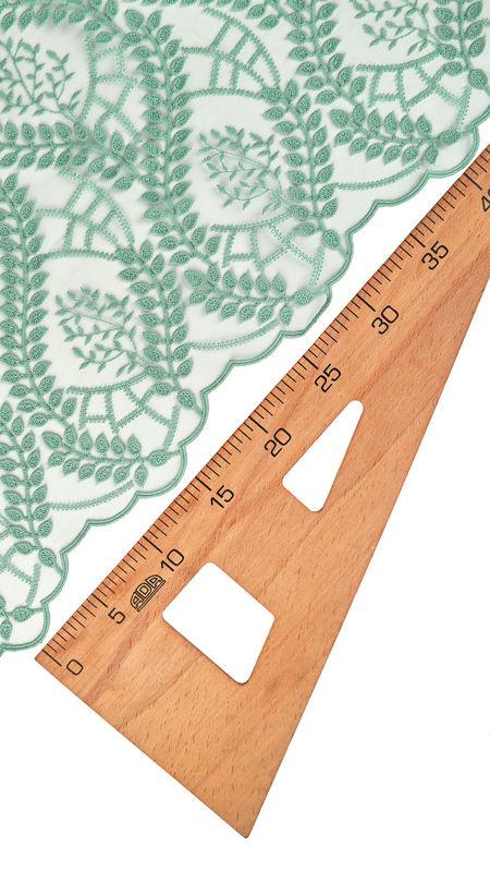 پارچه دانتل دیزاین 26950 تیفانی