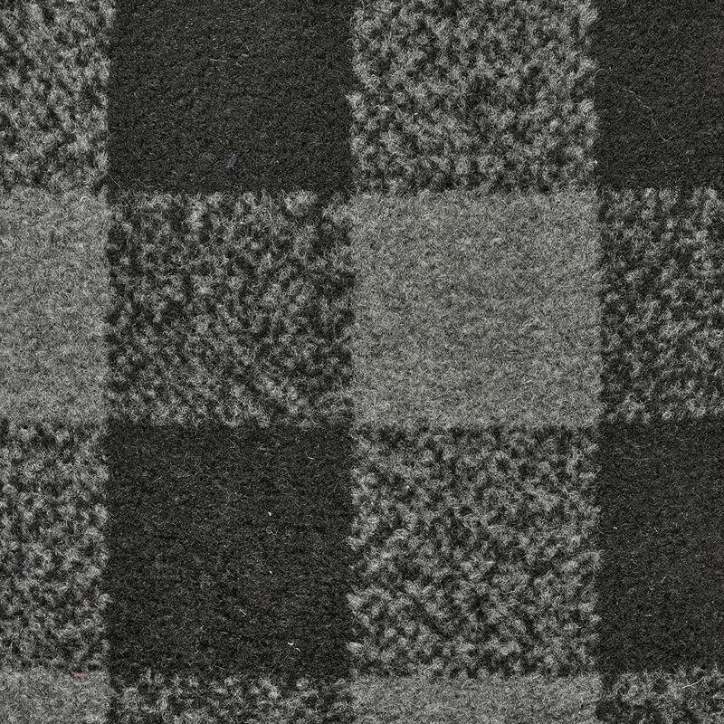 آلپاکا چهارخانه 2021 دیزاین 0618/2 طوسی مشکی